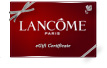 LANCOME PARIS | eGift Certificates