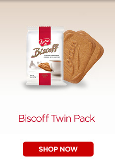 Biscoff Twin Pack
