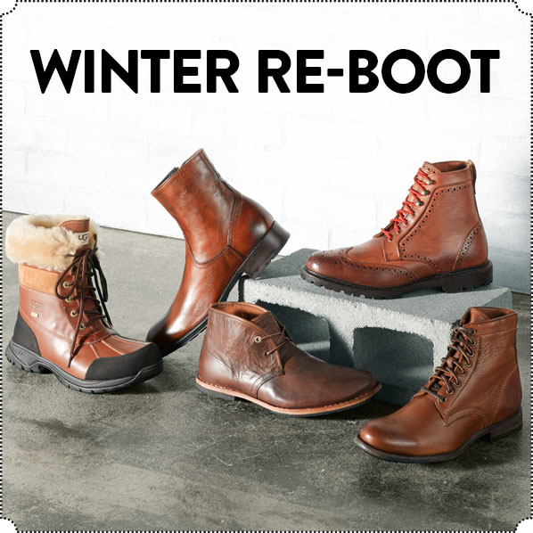 WINTER RE-BOOT