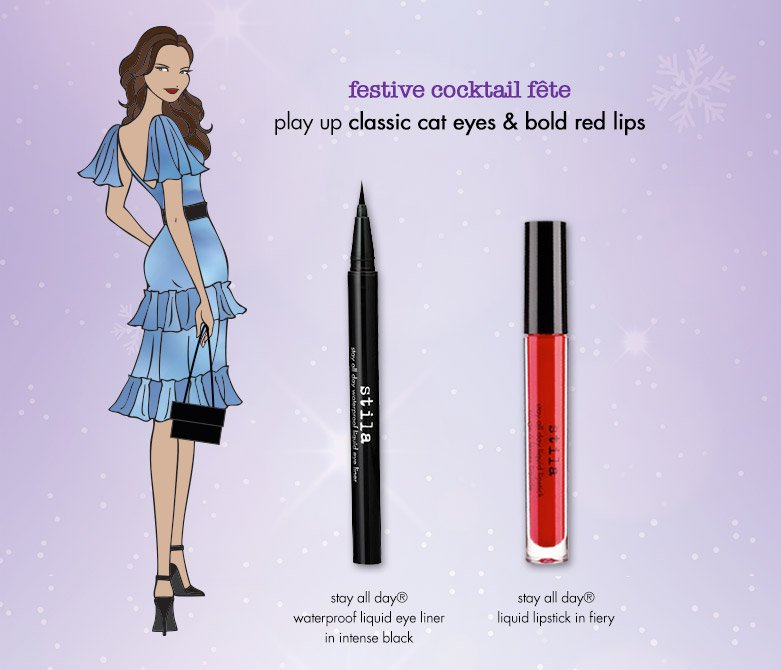 mingle and jingle in looks that dazzle for all your holiday festivities