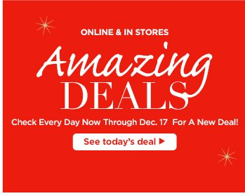 See Today's Amazing Deal