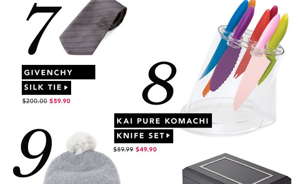 50 Gifts to Shout About: Not-So-Silent Night Four