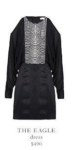 THE EAGLE dress - $490