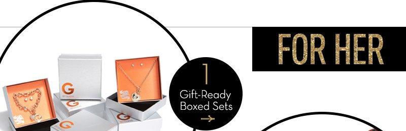 Gift Ready Box Sets