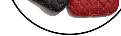Chich Studded Handbags