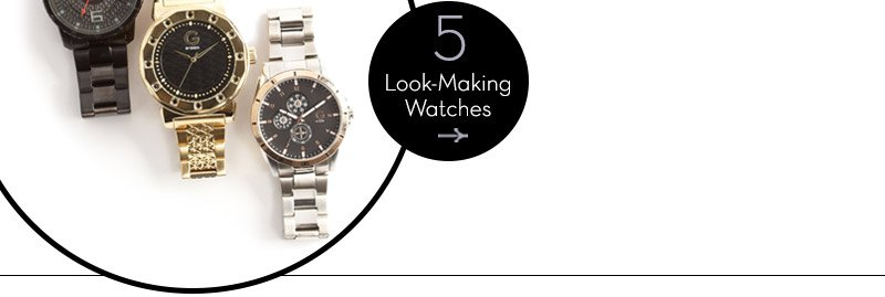 Look Making Watches