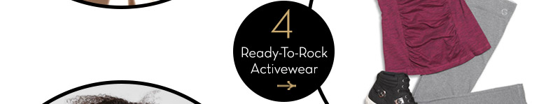 Ready To Rock Activewear
