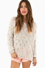 Knotting Hill Sweater