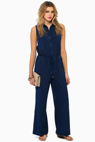 Don't Push Love Away Jumpsuit