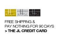 The JL Credit Card