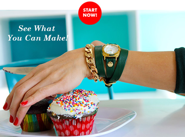 Start Now! See What You Can Make!