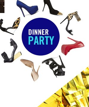 Shop Dinner Party
