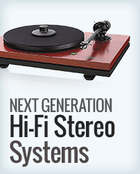 Hi-Fi stereo systems