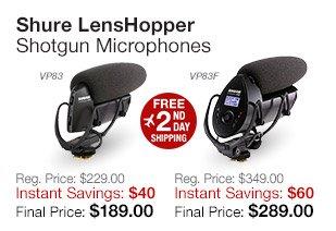 Shure LensHopper