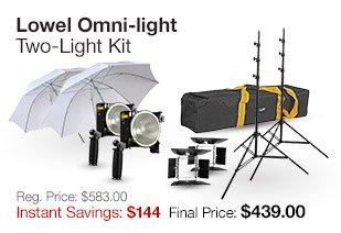Lowel Omni-Light