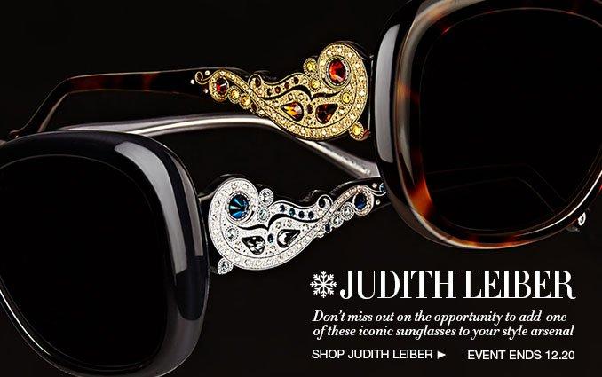 Shop Judith Leiber Sunglasses for Women