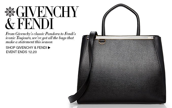 Shop Givenchy and Fendi Handbags for Women