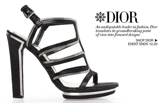 Shop Dior Shoes for Women