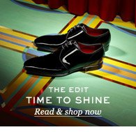 The Edit: Time To Shine. Read & shop now