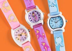 $17 & Up: Activa Watches