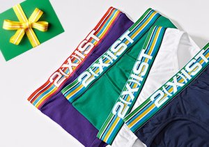 2(x)ist Boxers, Briefs & More