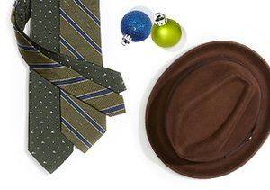 Holiday Dressing: Ties, Hats & More