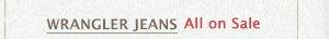 Womens Wrangler Jeans