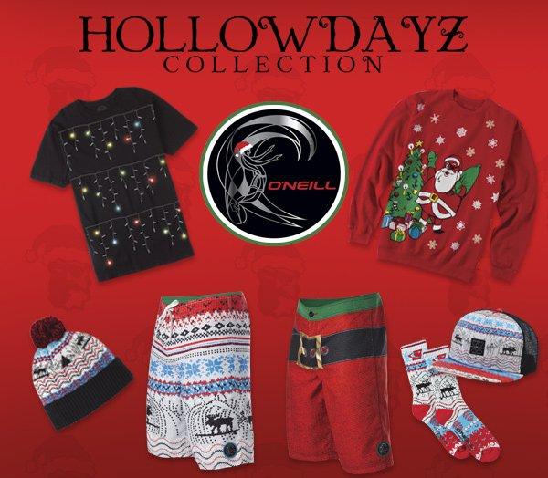 O'Neill Men's Hollowdayz Collection!