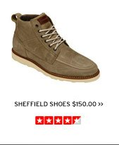 Sheffield Shoes $150.00