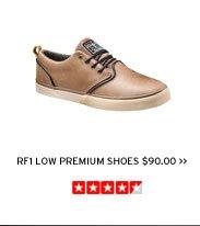 RF1 Low Premium Shoes $90.00