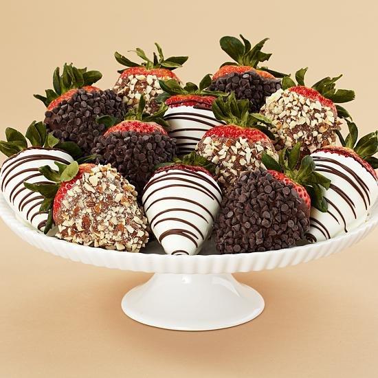Full Dozen Gourmet Fancy Strawberries