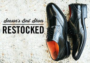 Shop RESTOCKED: Season's Best Shoes