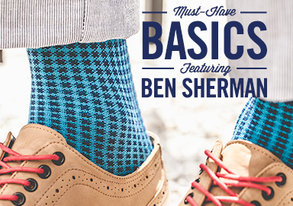 Shop Must-Have Basics ft. Ben Sherman