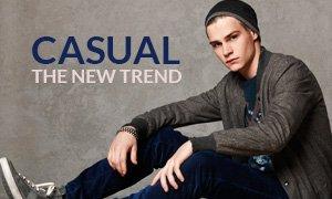 Men's Casual Trend