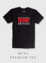 MFX3 PREMIUM TEE