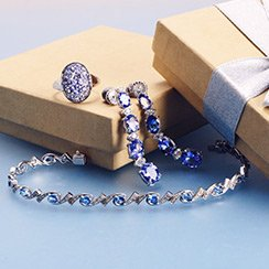 Tanzanite Jewelry Clearance