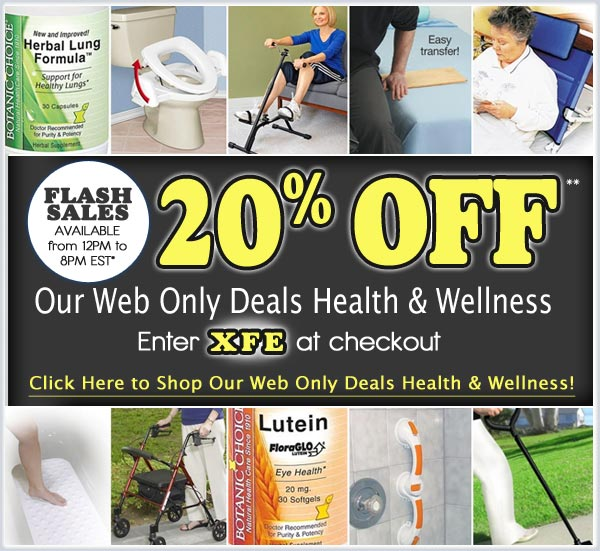 20% OFF** Health and Wellness