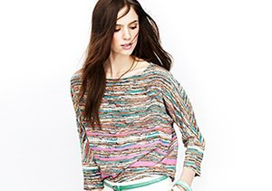 Up to 90% Off: Designer Tops & Sweaters