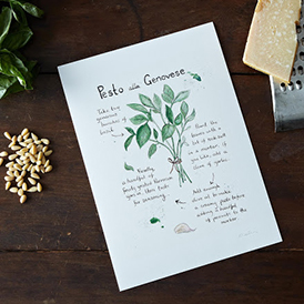 Recipe Print