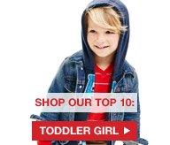 SHOP OUR TOP 10: TODDLER GIRL