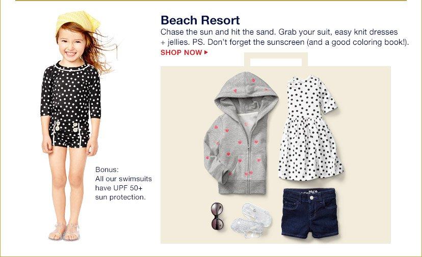 Beach Resort | SHOP NOW
