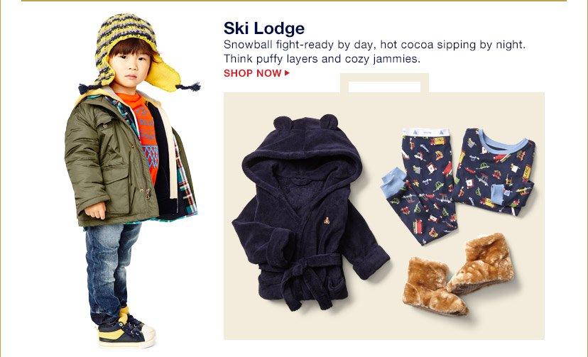 Ski Lodge | SHOP NOW