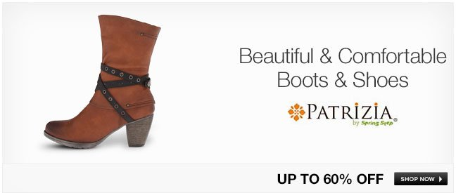Beautiful and Comfortable Boots and Shoes