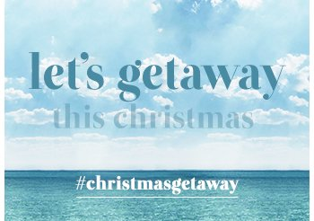 Let's Getaway This Christmas | Whisk Me Away