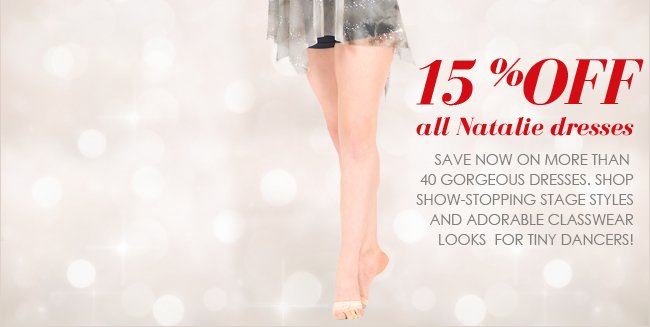 15% off all styles