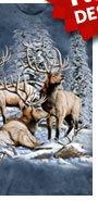 Find 8 Elk T-Shirt