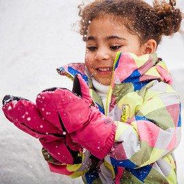 Winter Vacation: Kids' Ski
