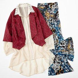 Wardrobe Essentials: Plus-Size Apparel