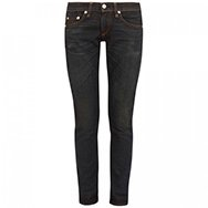 RAG AND BONE - The Dre mid-rise skinny jeans