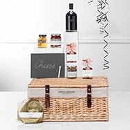 HARVEY NICHOLS - Cheese Accompaniment Christmas Hamper